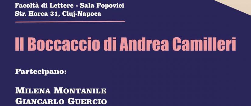 Il Boccaccio di Andrea Camilleri