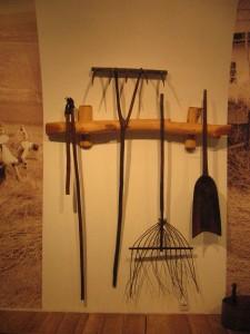 Interno Museo Etnografico