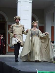 abiti medioevali