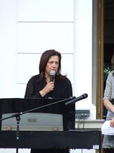 prof. carmela lista responsabile centro culturale italiano cluj