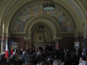Presentazione de 'Lo Gnommero'ad Alba Iulia