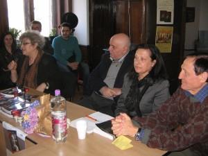Presentazione de 'Lo Gnommero'e 'Asasinarea Lui Aldo Moro'.